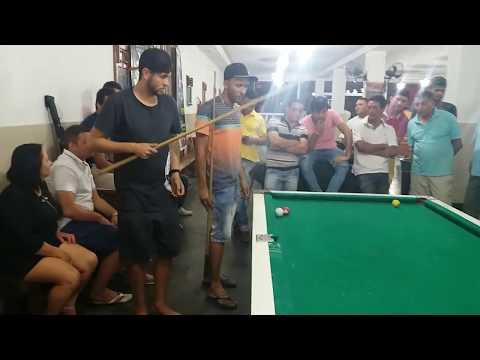 Felipinho VS Frank de BARREIRAS, PESCANDO NA SINUQUINHA no Camp NOU, VÍDEO 01