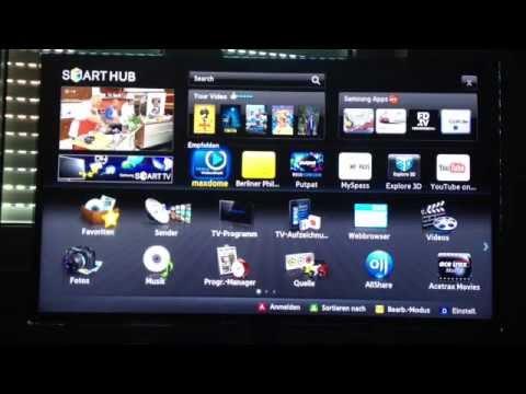 mit samsung smart tv sendungen aufnehmen anleitung mit samsung smart tv sendungen aufnehmen. Black Bedroom Furniture Sets. Home Design Ideas