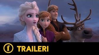 Frozen 2 tulossa joulukuussa 2019