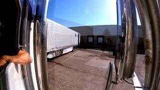 "Trucking "" Learning To Back Up "" Vlog"