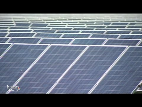 Travis County leasing out land to generate solar energy