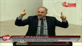 Ankara Milletvekili ve Grup Başkanvekili Levent Gök - 14/01/2017