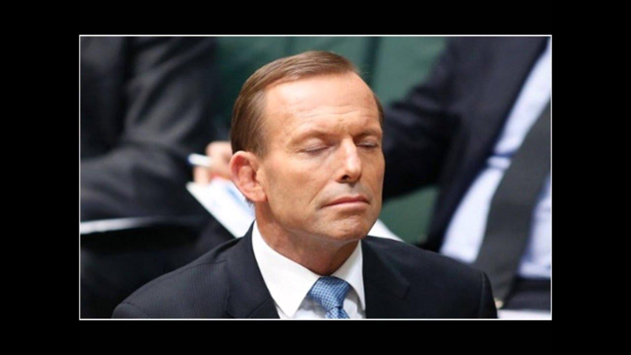 Tony Dickhead Abbott - YouTube