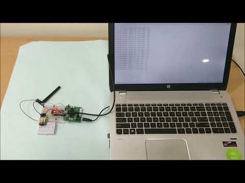 Arduio LoRa Communication: Interfacing SX1278 (Ra-02) LoRa Module With Arduino