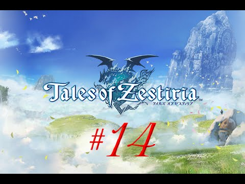 Let's Play Tales of Zestiria Part 14: The Mansion of Marlind