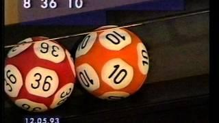 Vikinglotto på NRK (12.5.93): Dobbelt jackpot