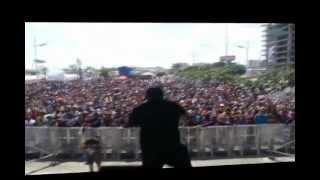 CARNAVAL DE PANAMA  2013 RENATO 507 EN TARIMA 1 HD