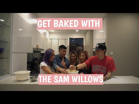 Get Baked With The Sam Willows