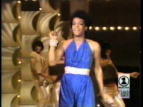 Evelyn Champagne King - love come down (solid gold:1982)