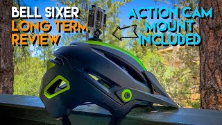 Long Term Review: BELL SIXER - MTB Helmet