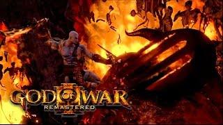 Kratos vs Hades Boss Battle - God of War III Remastered Official Gameplay