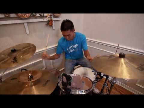 Christ is Enough - Hillsong Live (Drum Cover)