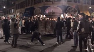 Chaos Upends Downtown Oakland Amid Protest Over Police Killing of George Floyd in Minneapolis