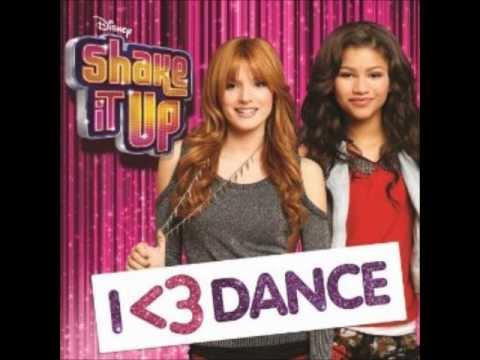 Beat Of My Drum - Zendaya - Shake It Up: I Heart Dance