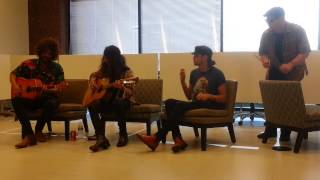 03 Woman (pt1) by Wolfmother (live acoustic at Relativity Media)