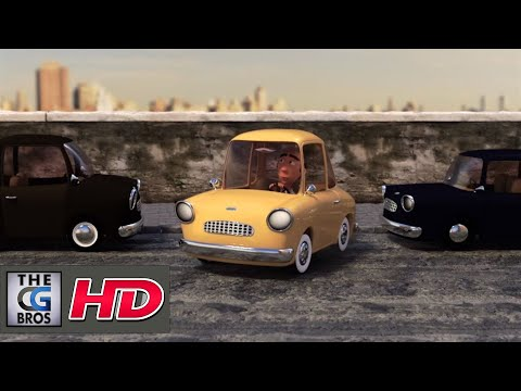 """CGI 3D Animated Short HD: """"The Parking Lot"""" - by Florian Genal"""