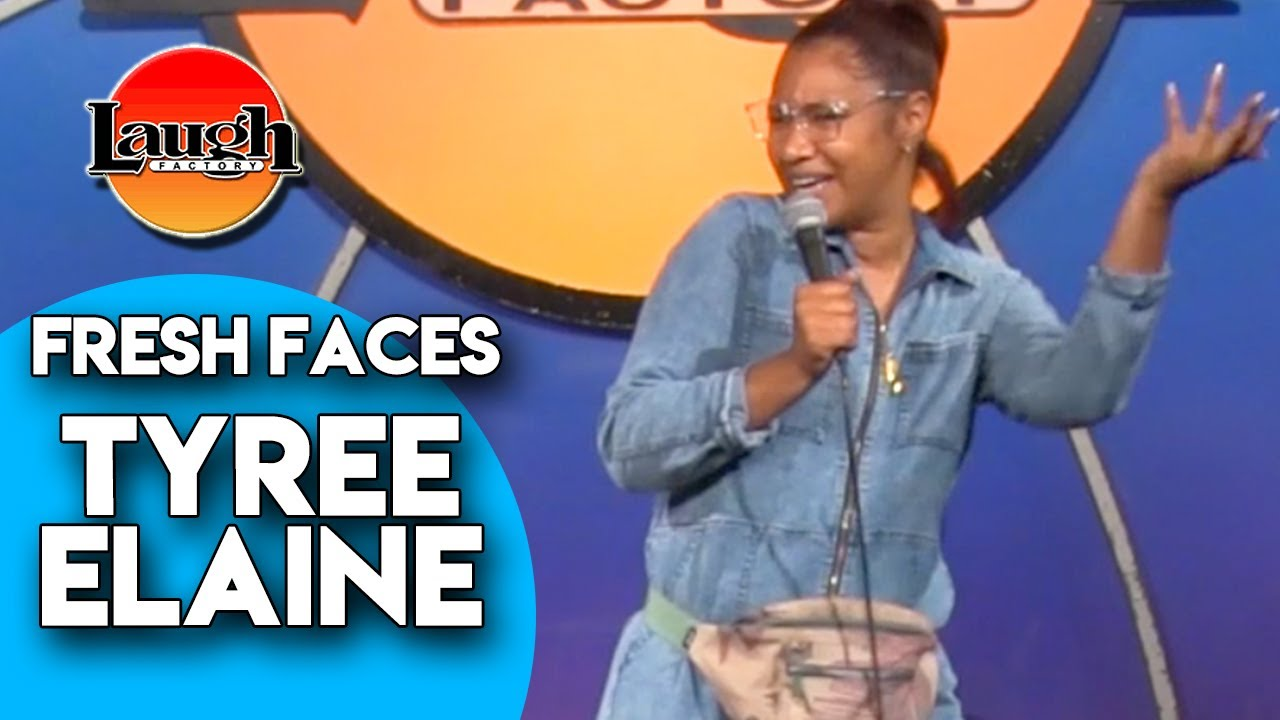 Download Tyree Elaine | Ex's Phone | Laugh Factory Stand Up Comedy