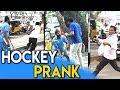 Hockey Prank   Vada With Sarithiran