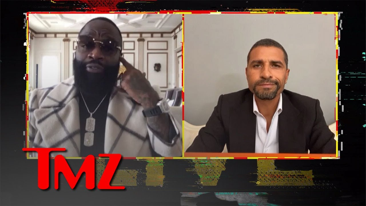 Rick Ross Urging Fans to Address Healthcare Needs with New Telehealth App | TMZ
