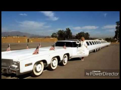 World S Longest Car 100 Feet Long Never Seen Before