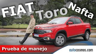 FIAT Toro 1.8 Nafta a prueba| Autocosmos