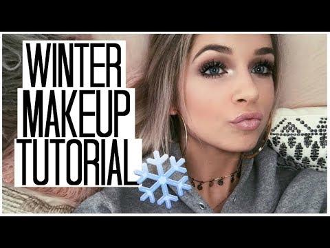 Holiday Makeup Tutorial | 2017