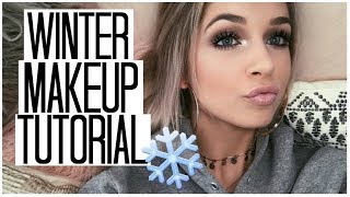 Holiday Makeup Tutorial | 2017