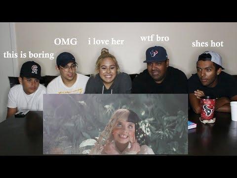 We React To Melanie Martinez Mad Hatter Music Video
