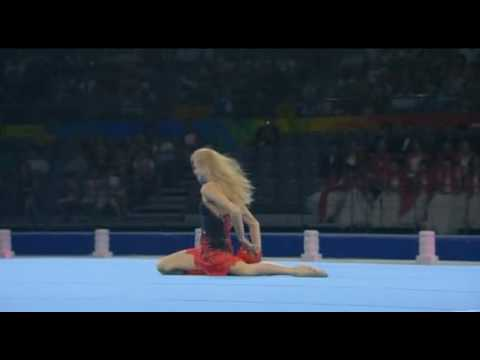 Olga Kapranova 2008 Olympic Games Beijing Gala