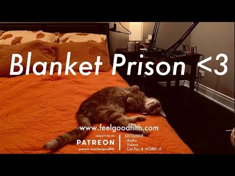 Blanket Prison (SFW Cuddle)