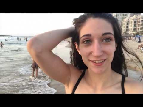 First days in Isreal