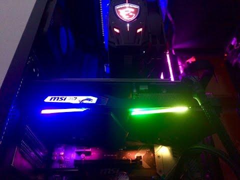 Видеокарта GF RTX 2060 6GB GDDR6 Gaming Z MSI (GeForce RTX 2060 Gaming Z 6G)