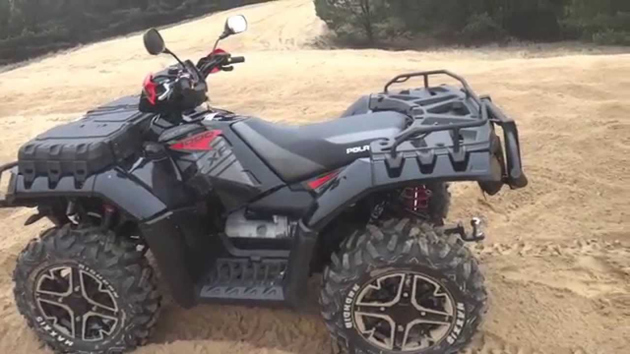Polaris Sportsman 2018 >> 2015 POLARIS Sportsman XP 1000 - YouTube