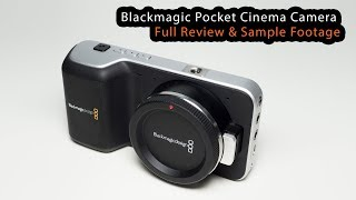 Filmmaking Today - Blackmagic Pocket Cinema Camera Review