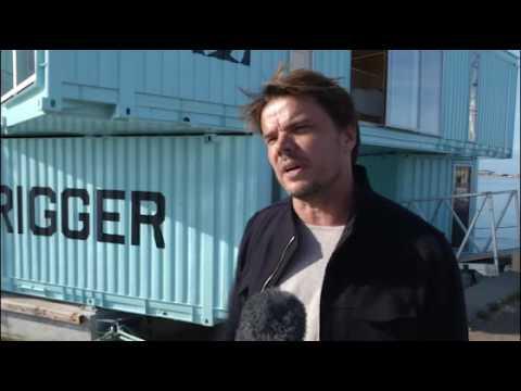 Bjarke Ingels fortæller om Urban Rigger