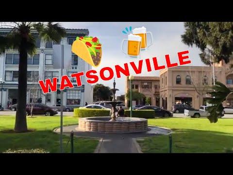 WATSONVILLE: City Tour. Everyone Speaks Spanish!