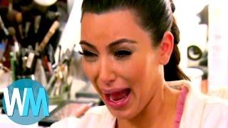 Top 10 des raisons de DÉTESTER Kim Kardashian !
