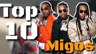 Top 10 - Migos Songs
