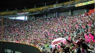 2010.9.26 札幌ドーム最終戦より 北海道限定チャンステーマ。 Dschinghi...