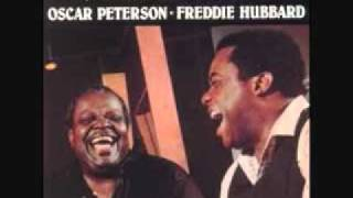 Portrait Of Jenny-Freddie Hubbard with the Oscar Peterson Quartet