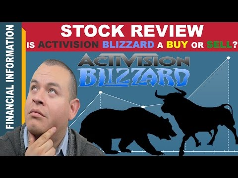 STOCK REVIEW 📈 | Is ACTIVISION BLIZZARD a BUY or a SELL in 2017 - EPISODE #3