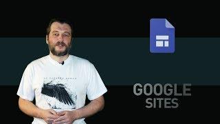 Google Sites: как делать бесплатные сайты и посадочные страницы