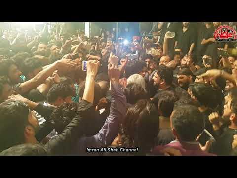 Hussaini Al Fukra Sain Rehman Faqeer Hyderabad 18 Jaith 2018 Part 1/3 thumbnail