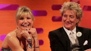 Rod Stewart and Celtic - The Graham Norton Show - Series 12 Episode 4 - BBC One