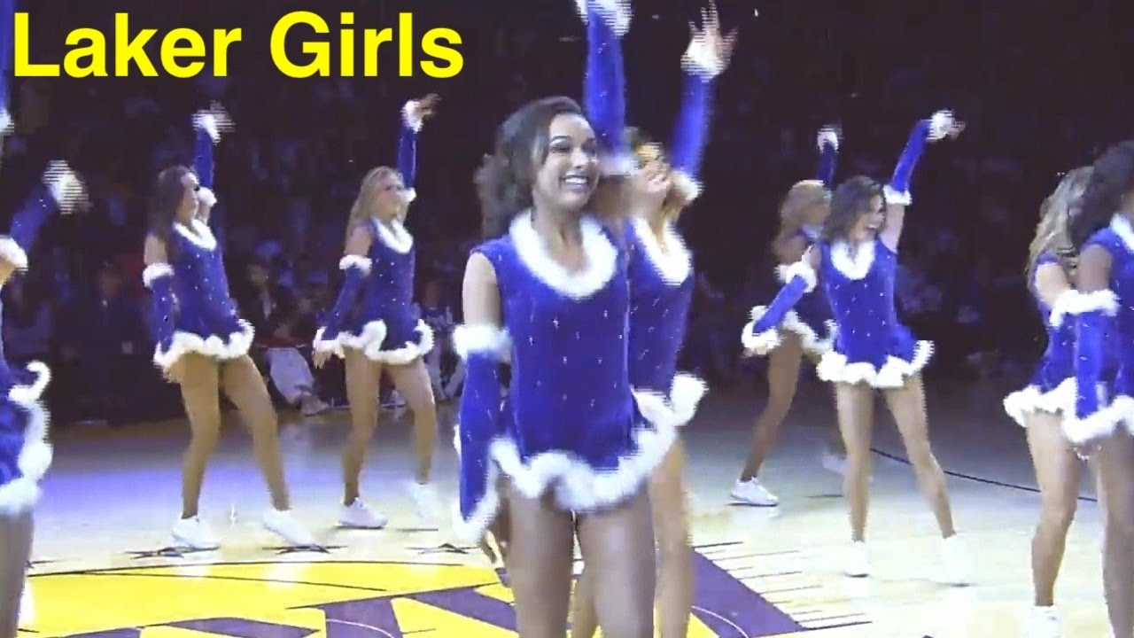 Laker Girls Los Angeles Lakers Dancers Nba Dancers