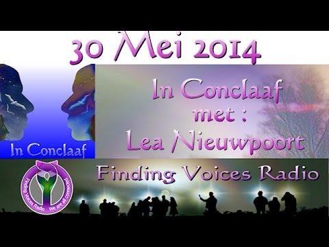In conclaaf met Lea Nieuwpoort Fri May 30 210005 2014