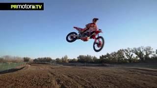 Marc Márquez nos muestra su metodo para evitar caídas seguras en MotoGP by PRMotor TV Channel