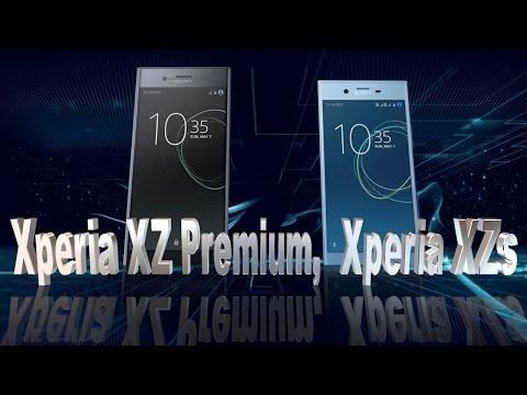 видео: sony xperia xz premium и xperia xzs Самый полный обзор Технические характеристики