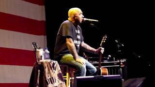 Aaron Lewis Thank You Intro From 14 Shades Of Grey Unplugged HD Live In Lake Tahoe 8 06 2011