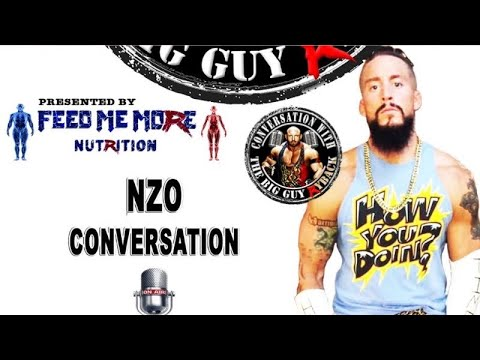 Ryback CWTBG Podcast With Special Guest ZNO Aka Enzo Amore 2020 Interview